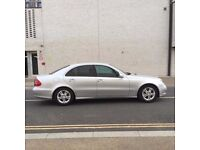 MERCEDES E280 V6 FACELIFT DIESEL AUTOMATIC VERY GOOD CONDITION!!!