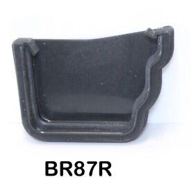Guttering Cast Iron Replica Brett Martin External Stopend Brett Martin BR87 RIGHT 106mm Prostyle