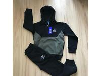 Kids Adidas Full Tracksuit 7-8 years old