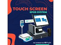 POS Till epos.Touch Screen EPOS system,POS Till epos ,Retail pos.All in One Set New.Epos Bundle