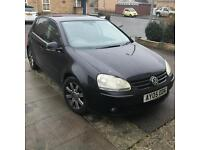 Volkswagen Golf 2.0 TDI Black