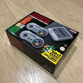 Classic Mini SNES Super Nintendo