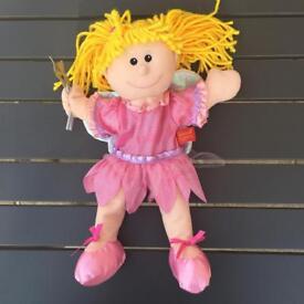 Tellatale hand puppet - fairy