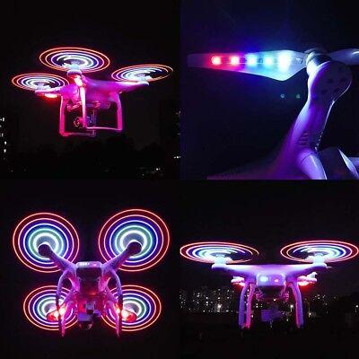 2pcs LED Flash Propeller Night Flying Blade for DJI Phantom 3 Standard Drone