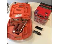 Paslode IM350 90 CT 1st fix nail gun nailer and 8800 nails