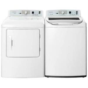 Brand New Clear Door Washer and Dryer Package! - Payment Plan
