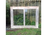 Window suitable for shed or Wendy house