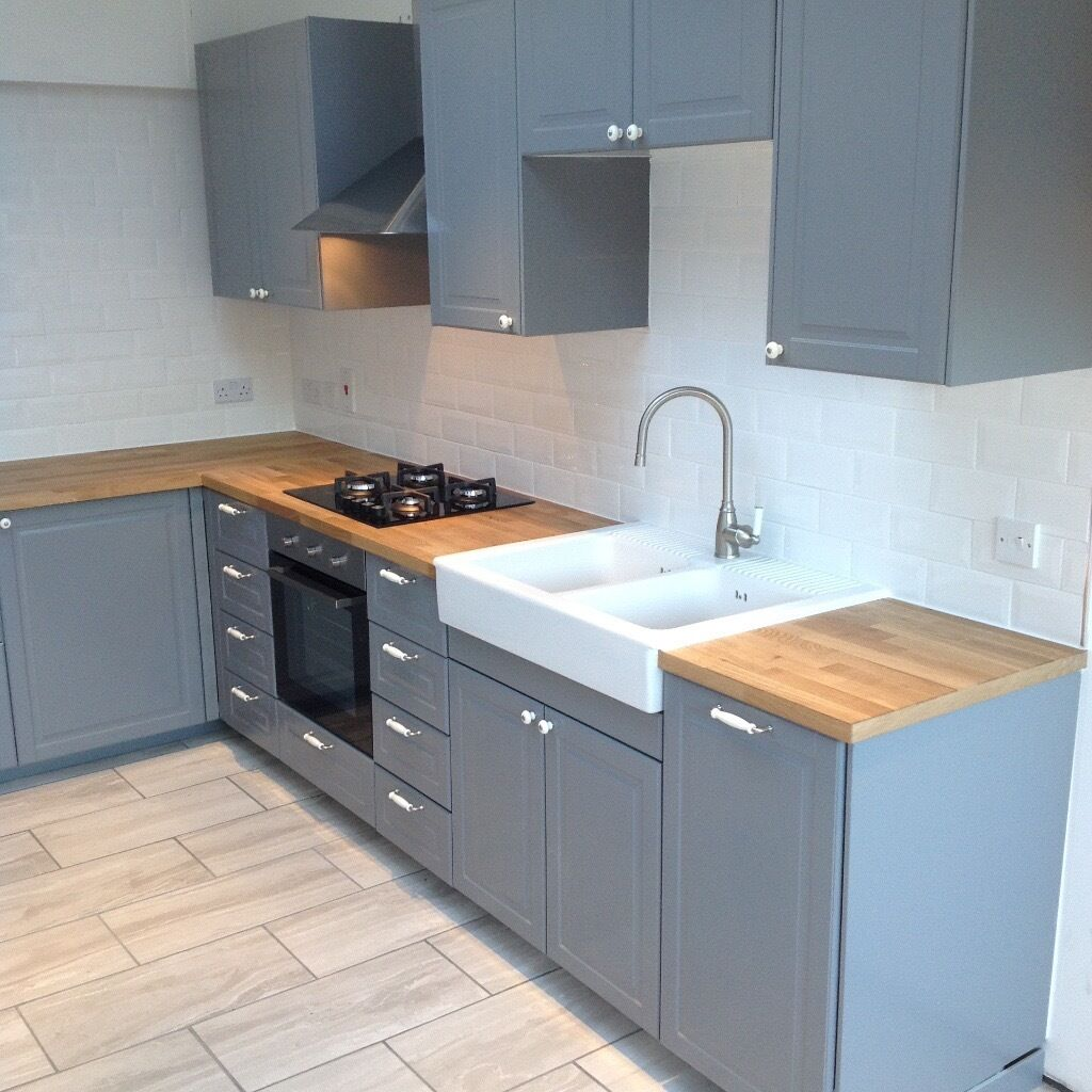 Wickes Kitchen Furniture Kitchen Fitter Wickes Ikea Bq In London Gumtree