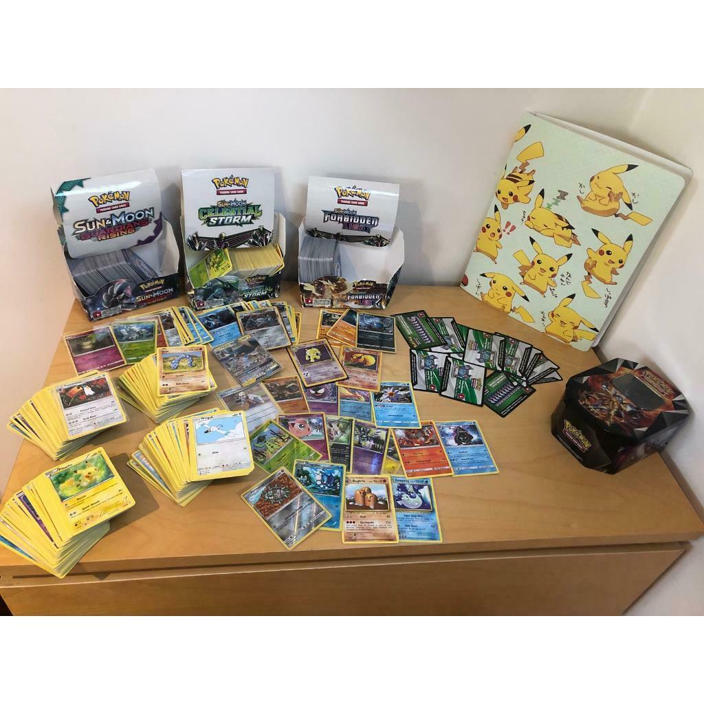 Pokemon bundle 1/2 Holos and rares - needs to be Gone ASAP! | in Larkhall,  South Lanarkshire | Gumtree