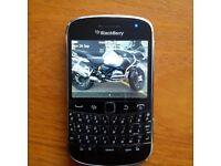 Blackberry bold 9900 -Unlocked