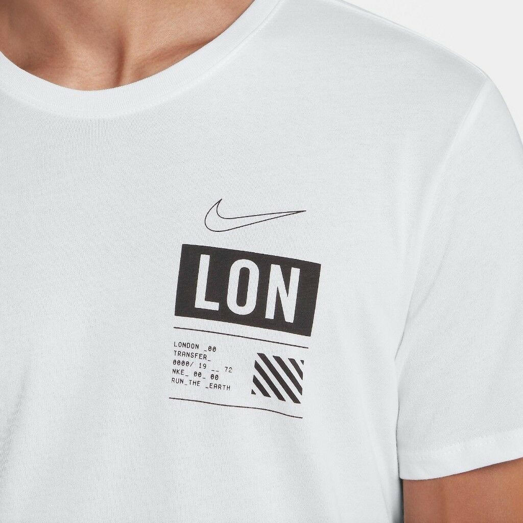45347856 Nike Dri-FIT- Size M - NEW with tags - Men's Running T-Shirt | in City ...