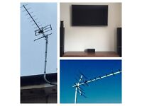 Glasgow tv aerials ( freeview installation and repair, freesat )