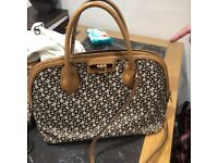 Dkny bag used only twice