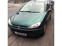 Peugeot 206 good for spares