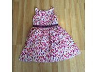Girls Dress Age 8 Rocha John Rocha