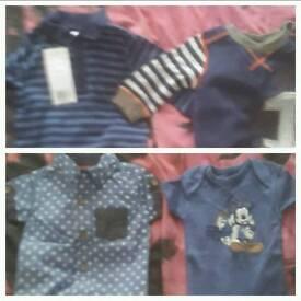 Baby boy bundle *all tags still on
