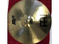 MEINL Cymbals - LOOK - Lots of sizes and types, hi-hats, China, crash, splash, ride