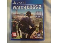 Watchdogs 2 Playstation 4