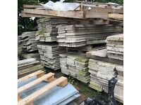 ** FOR SALE USED CONCRETE GRAVEL BOARDS**