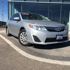 2014 Toyota Camry LE - BACKUP CAMERA, AUX PORT, CRUISE CONTROL,