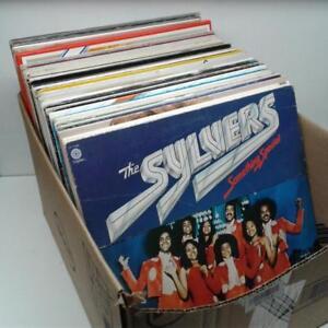 55+ Vinyl Records - Online Auction