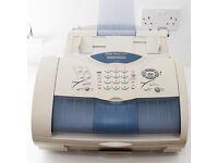 Brother 8070P Monochrome Laser - Fax / copier machine (boxed)
