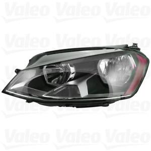 2015 VW Golf Headlight, Headlamp Both = Left & Right / Used | Clean & Undamaged