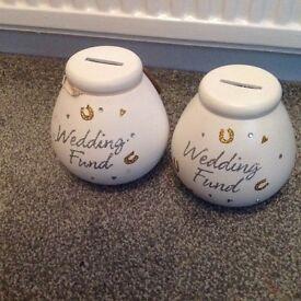 Wedding saving bankie