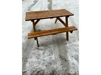 4.5ft Picnic Table