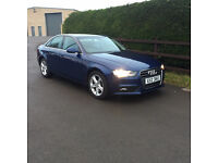 2012 Audi A4 2.0 Tdi Se New Model Automatic DSG Style Fully Loaded FSH 2 Key's - Trade in Accepted