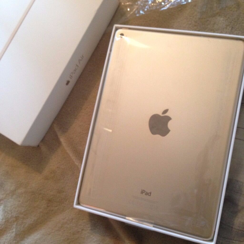 apple ipad air 2 rose gold new in maldon essex gumtree. Black Bedroom Furniture Sets. Home Design Ideas