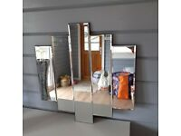LOVELY DECO STYLE MIRROR