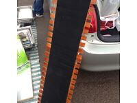 Dog Ramp, does your dog struggle to get in the car-solid wood car ramp, can be folded