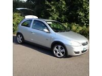 2005 RARE VAUXHALL CORSA SRI / VERY HI SPEC/S/HISTORY/ MOT/ ALLOYS/FUN TO DRIVE/WELL MAINTAINED