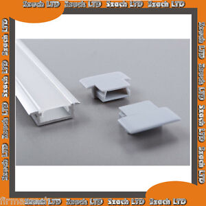 Aluminium-LED-Strip-Profile-with-Milked-or-Transparent-Cover-2-m-LL03-anodized