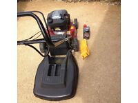 Mount field HP 454 Petrol Lawnmower less than 2 years old excellent condition