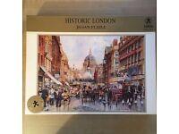 Historic London Jigsaw Puzzle
