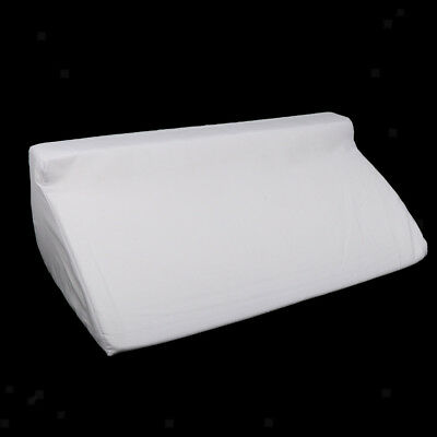 Elevating Wedge Bed Pillow Best Pad Lumbar Support Cushion for Sleeping