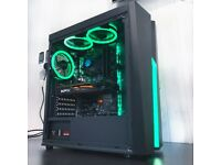 Ryzen 7 Gaming PC GTX 1060 Gamer Desktop