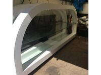 modern shop display counter, huge, poss delivery