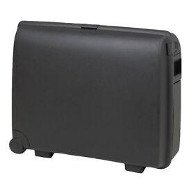 Carlton Large Suitcase on Wheels digital locking