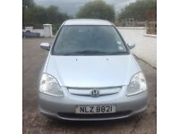 Honda Civic for spares parts