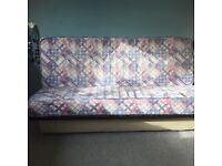 Free sofa/double bed