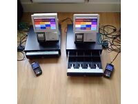 EPOS TILL BLEEP TS-915 2x Complete Sets for £800 - One cost normally £1000