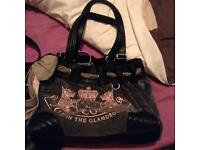 Juicy couture bags and purse