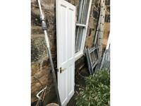 Door 61cm x 199 cm includes hinges and handle