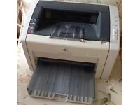 HP LaserJet 1022 in full working order