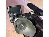Sony HXR MC2000 Full HD Professional Camcorder Pro Video Camera