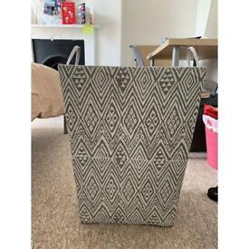 Aztec Wash/Linen Basket