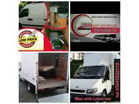 Man and Van exclusive deals&prices